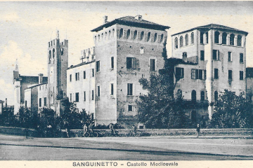 Sanguinetto castle