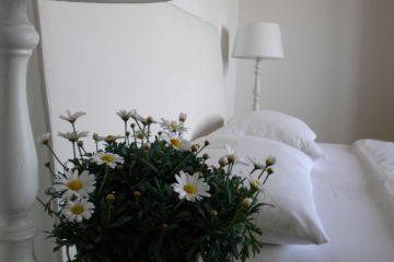 Camera da letto appartamento Moka