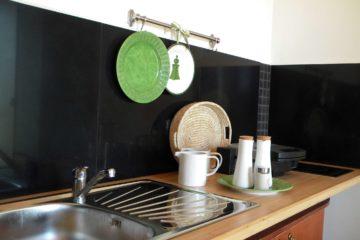 Angolo cottura appartamento Pistacchio