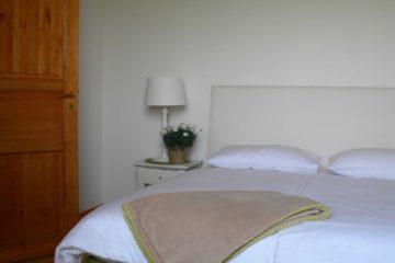 Camera da letto appartamento Pistacchio