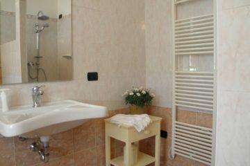 Bagno accessibile appartamento vacanze Moka