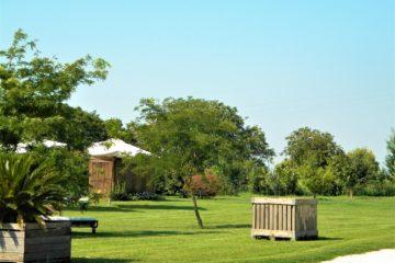 Il parco di Borgogelsi