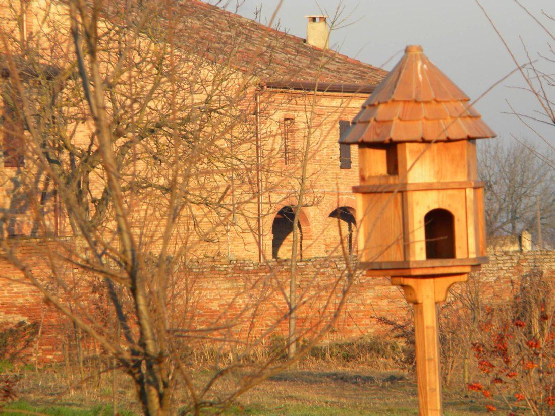 Gli edifici di Borgogelsi
